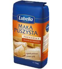 ile ma kalorii Mąka puszysta-poznańska