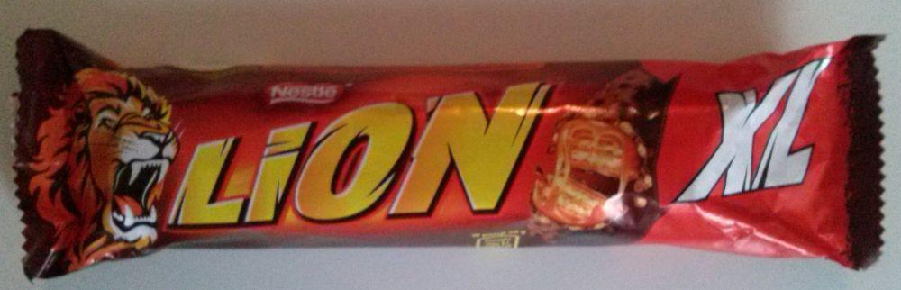 ile ma kalorii Baton Lion XL