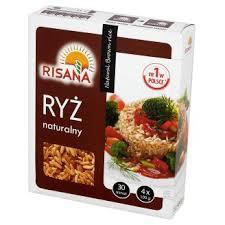 ile ma kalorii  Ryż naturalny