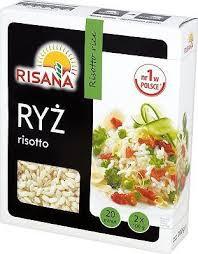 ile ma kalorii  Ryż risotto