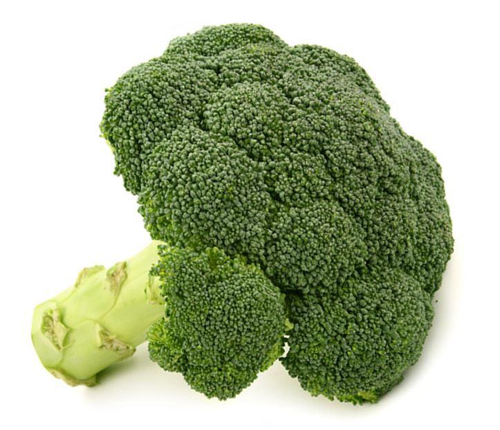 ile ma kalorii Brokuły