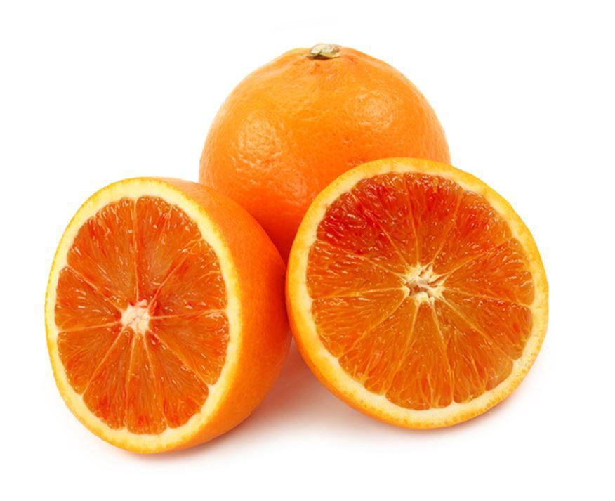 ile ma kalorii Pomarańcze