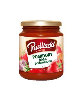 ile ma kalorii Pomidory lekko podsmażone