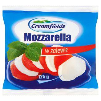 ile ma kalorii Mozzarella w zalewie