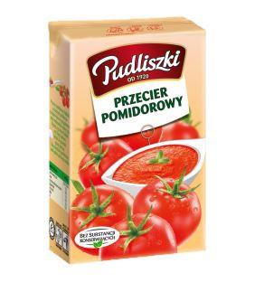ile ma kalorii Przecier pomidorowy