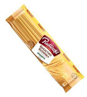 ile ma kalorii Makaron spaghetti bogactwo błonnika