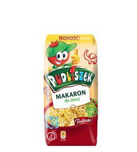 ile ma kalorii Makaron Pudliszek dla dzieci