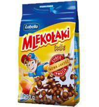 ile ma kalorii Mlekołaki kulki o smaku czekoladowym