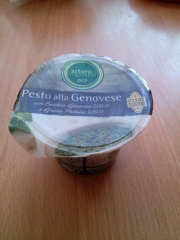 ile ma kalorii Pesto alla Genovese