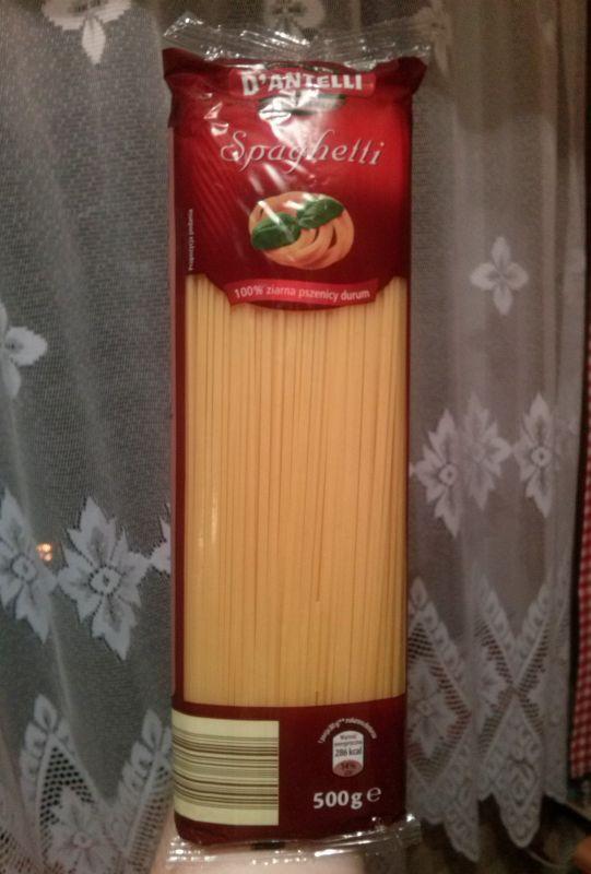 ile ma kalorii Makaron spaghetti 100% durum