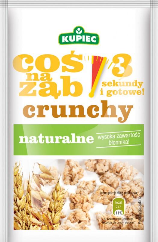 ile ma kalorii Crunchy Naturalne - Coś na Ząb