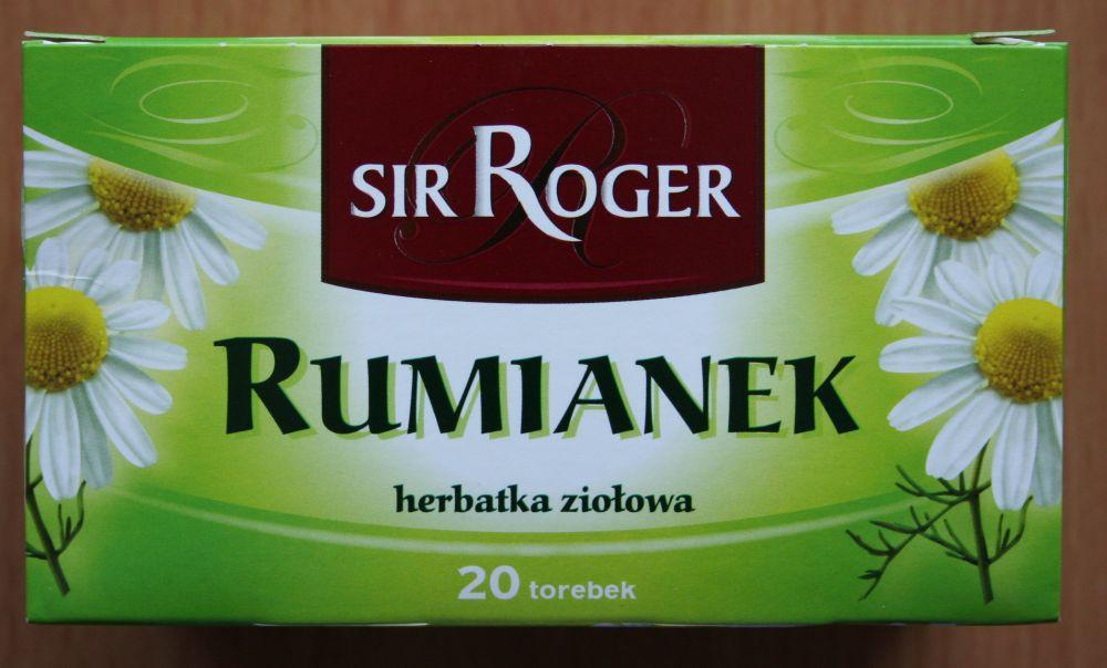ile ma kalorii Rumianek herbatka ziołowa