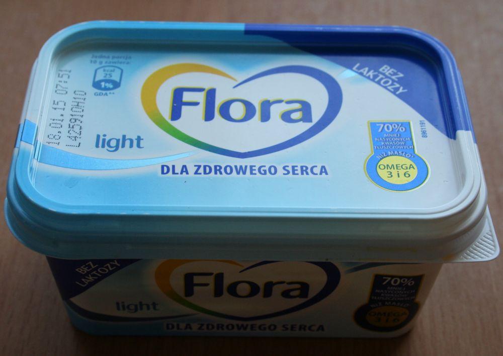 ile ma kalorii Flora light