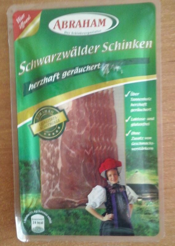 ile ma kalorii Szynka Schwarzwalder