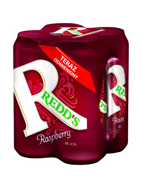 ile ma kalorii Redd's Raspberry