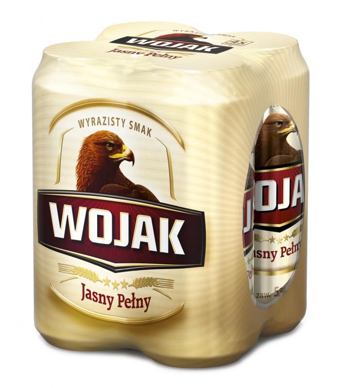 ile ma kalorii Wojak Jasne Pełne