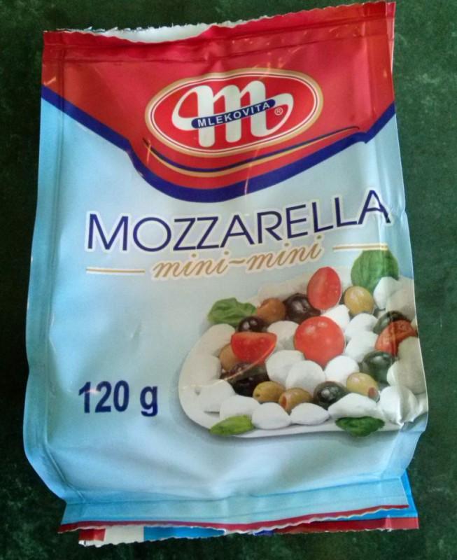 ile ma kalorii Mozzarella mini-mini