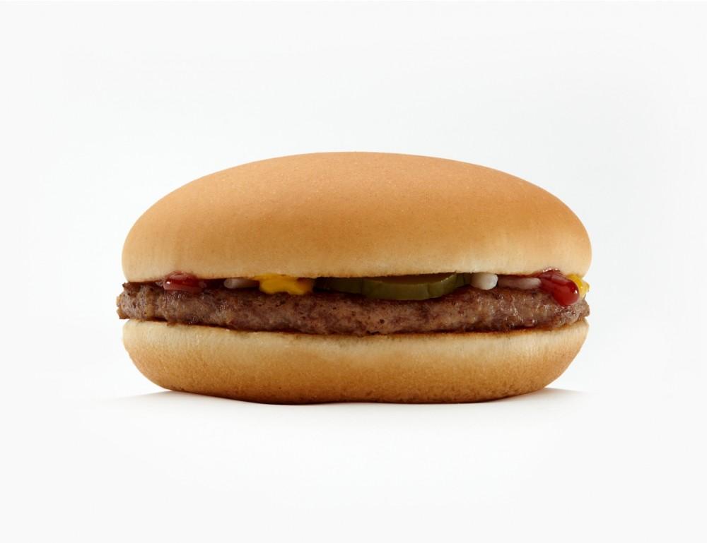 ile ma kalorii Hamburger