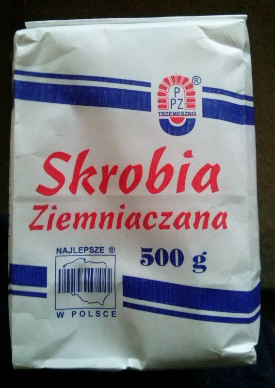 ile ma kalorii Skrobia ziemniaczana