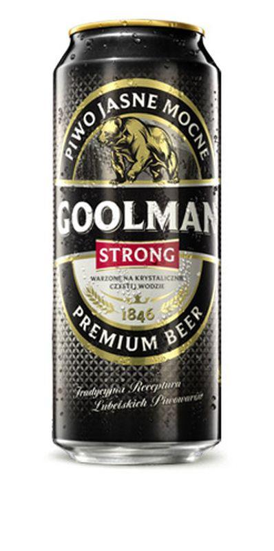 ile ma kalorii Goolman Strong