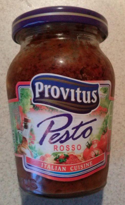 ile ma kalorii Pesto rosso