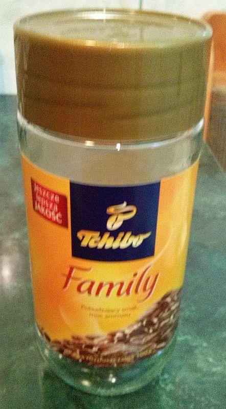 ile ma kalorii Kawa rozpuszczalna - Family
