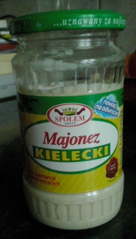 ile ma kalorii Majonez Kielecki