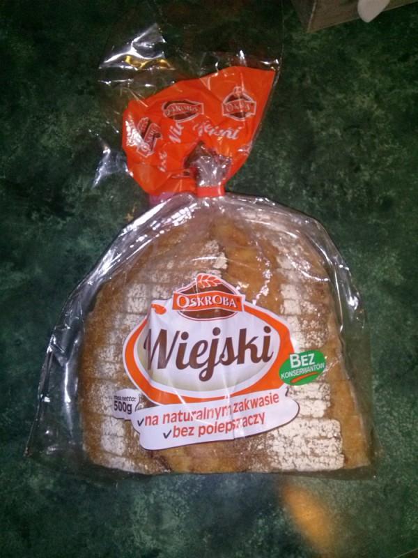 ile ma kalorii Chleb pszenno-żytni wiejski