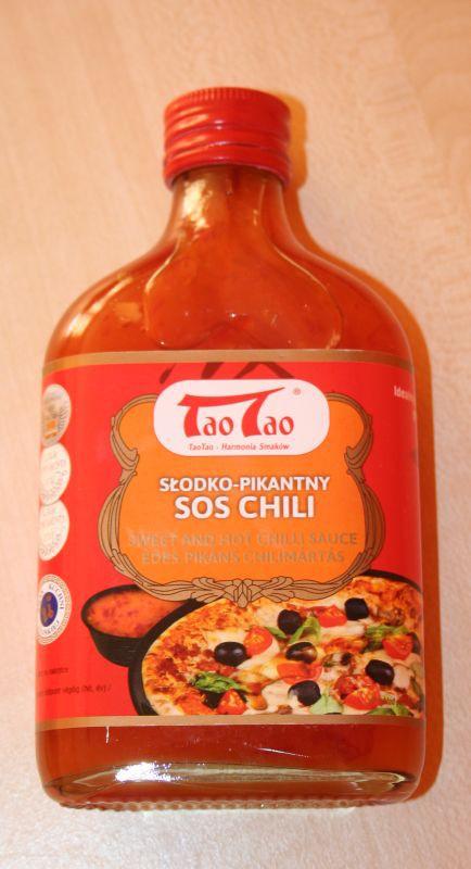 ile ma kalorii Słodko-pikantny sos chili