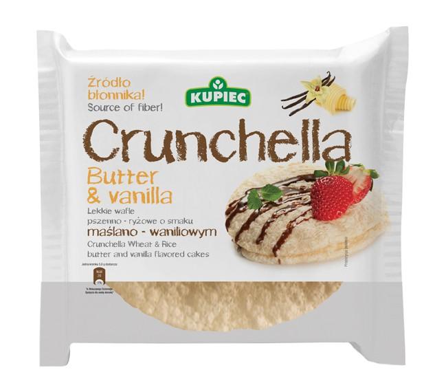 ile ma kalorii Crunchella Maślano -Waniliowa
